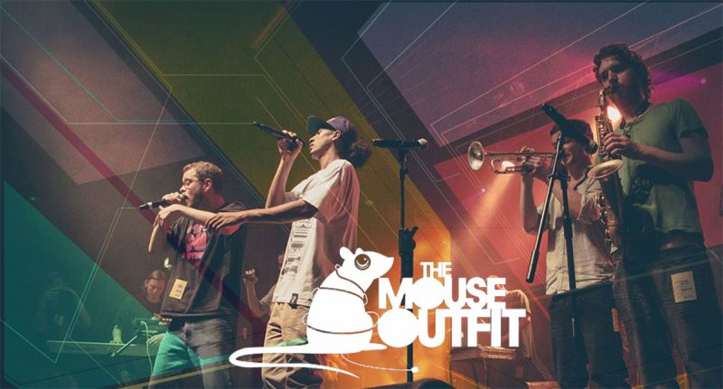 The Mouse Outfit - Dark Horse Music - Isle of Man