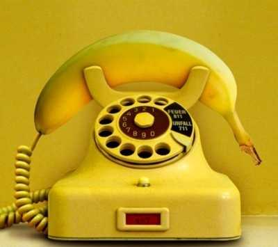 The Dark Horse Banana Phone