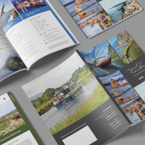 design for travel company