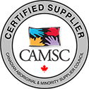 Certified Supplier CAMSC
