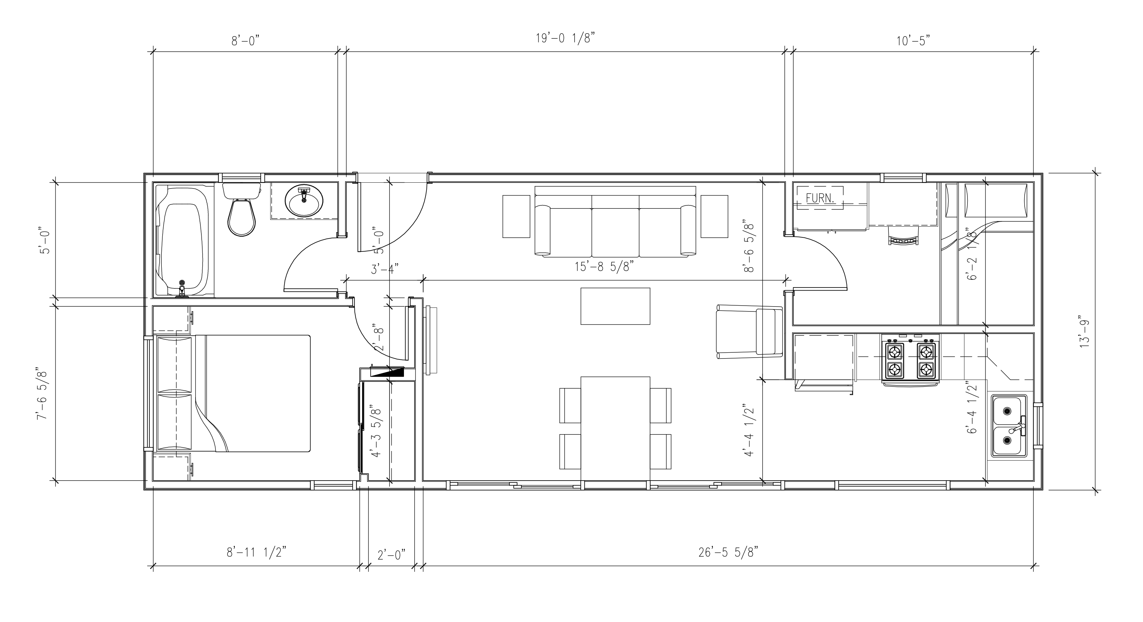 The Boakes Floor Plan