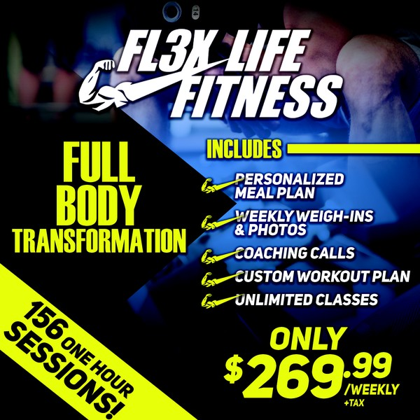 Fall Into Fitness! No enrolement fee! Prices will NEVER be this low again! $999 for 12 one hour personal training sessions & a custom meal program