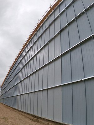 Metal Siding & Cladding