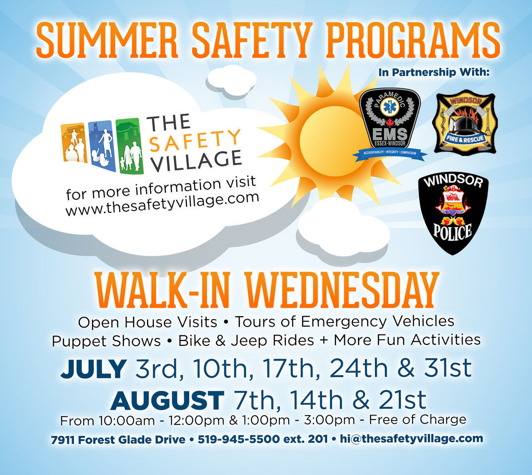 Summer Safety Programs image