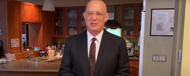 Том Хэнкс в эфире шоу рассказал о лечении COVID-19 и самоизоляции