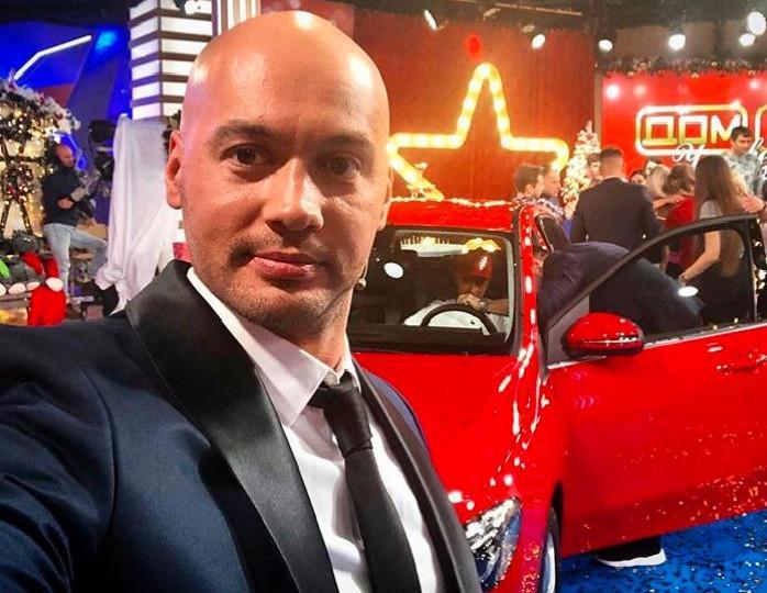 «У меня началась перезагрузка»: Андрей Черкасов поделился впечатлениями от отцовства