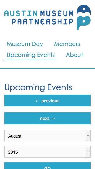 Events (mobile)