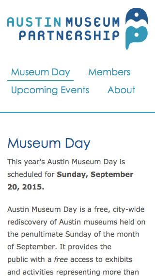 Museum Day (mobile)