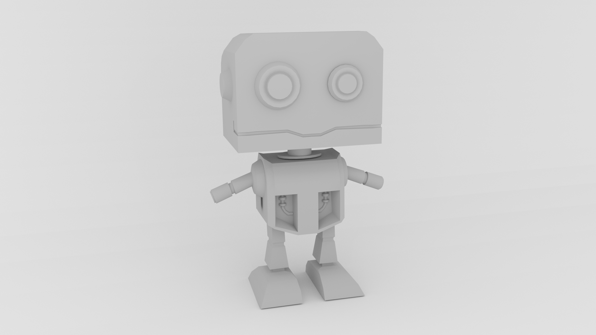 Happy Robot AO
