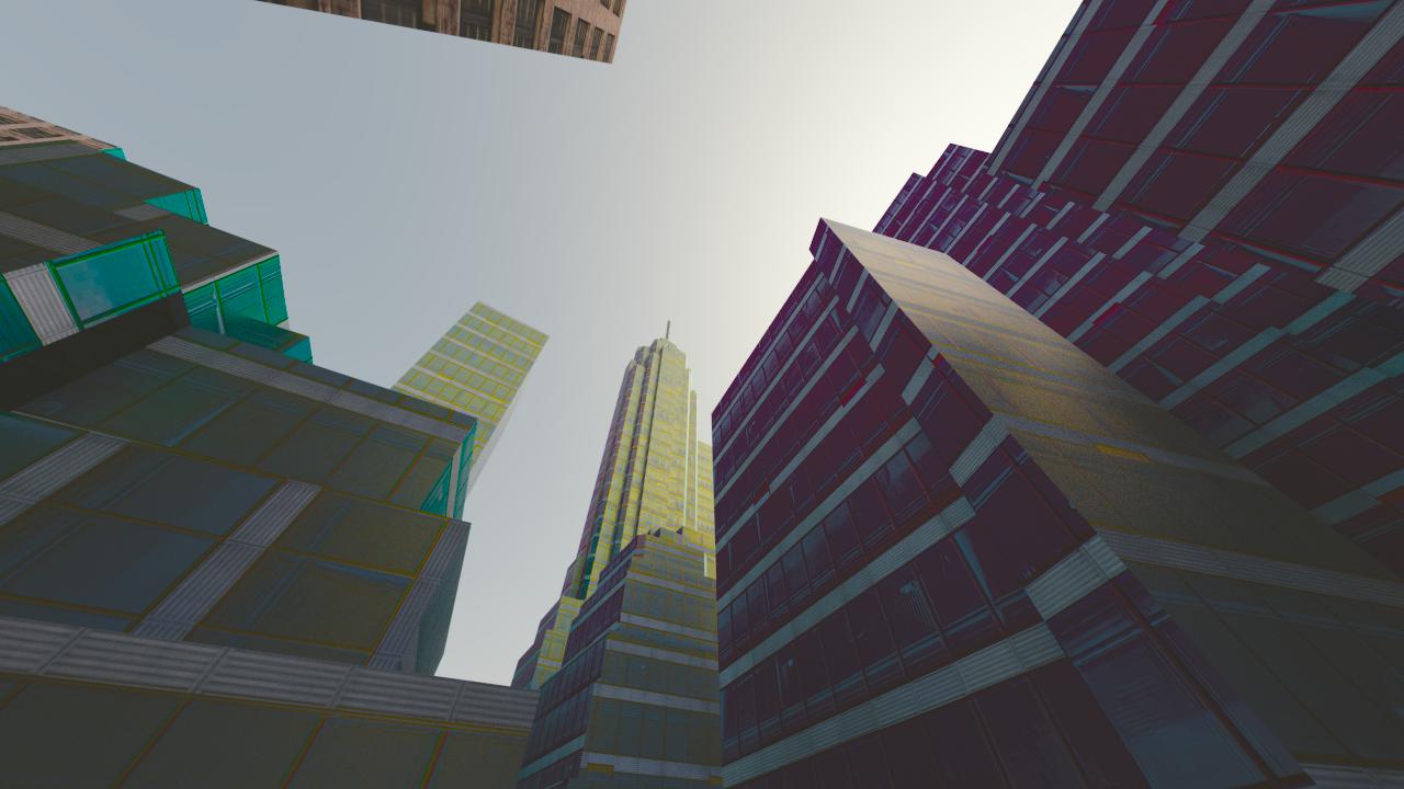 CG City