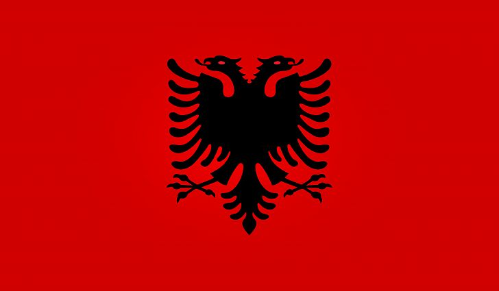 Cilat janë shtetet që kanë simbolin e shqiponjës mbi flamujt e tyre?!