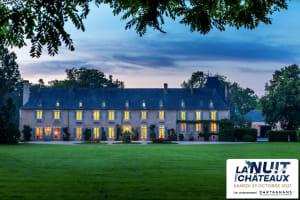 Un château, un parc…  des légendes contées à la lueur des citrouilles-image