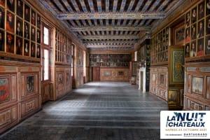 Château de Beauregard en habits de lumière-image