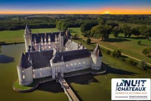 Ronde de nuit au Château du Plessis-Bourré-image