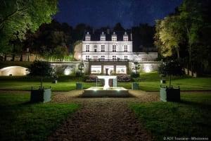 Féerie Nocturne au Domaine Royal de Château Gaillard-image