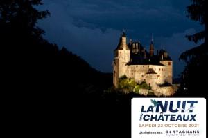 Visite nocturne théâtralisée du Château de Menthon-image