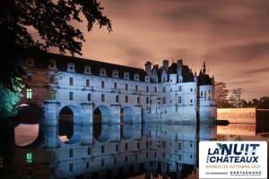 """Visite inédite """"L'histoire des Dames de Chenonceau""""-image"""