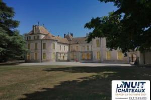 Nocturne au Château de Coppet-image