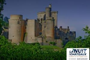 Venez découvrir le château de Bonaguil lors d'une visite autonome inédite : concert avec Harpes et  bougies !-image