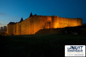 Visite nocturne du Château à la lueur des flambeaux-image