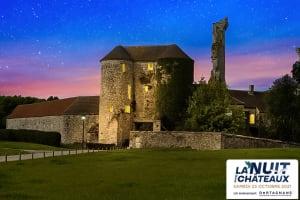 Venez partagez avec nous, le temps d'une nuit au château de Montépilloy,  la vie au temps des chevaliers-image