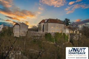 La Balade nocturne musicale au château de Jaulny -image