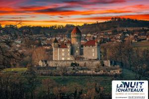 Nuit insolite au château de Montrottier-image