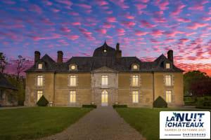 Féeries en clair-obscur au Château du Bois Glaume-image