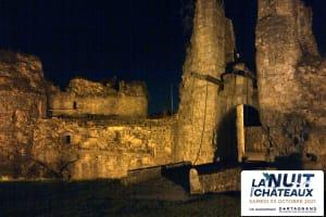 La nuit des châteaux : Montcornet & ses Histoires Fabuleusement Fantastiques-image