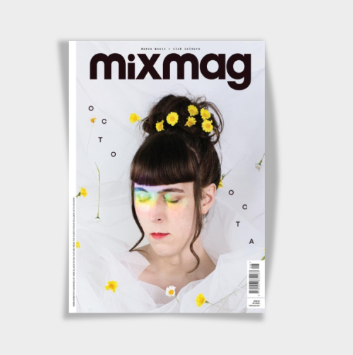 Octo Octa is on the cover of Mixmag's latest print issue