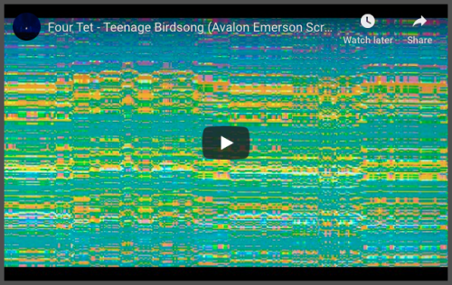 Avalon Emerson remixes Four Tet