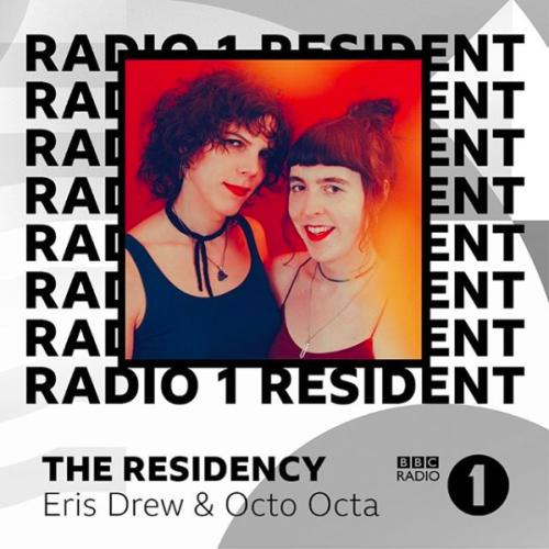 Eris Drew & Octo Octa become residents of BBC Radio 1