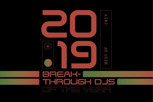 CCL & Nazira are in Mixmag's Top 15 Breakthrough DJs of 2019