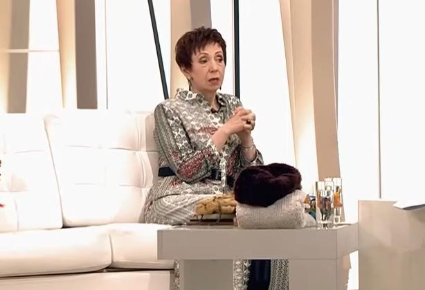 Актриса Галина Петрова рассказала, что вышла замуж за Олега Осипова в шутку