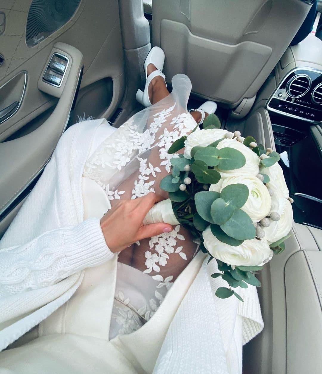 Звезда «Кухни» Мария Горбань опубликовала фото со свадьбы