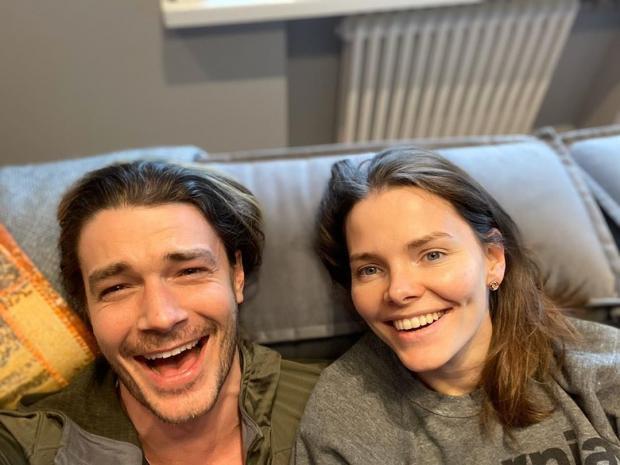 Елизавета Боярская и Максим Матвеев отмечают годовщину свадьбы: милые фото пары
