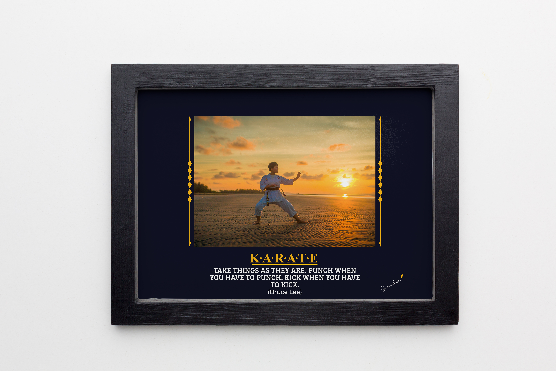 Karate Bruce Lee