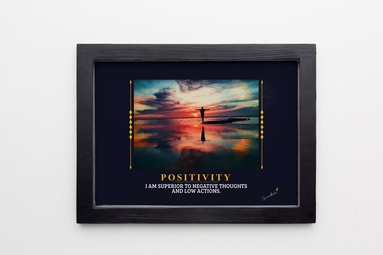 Positivity Man Artwork