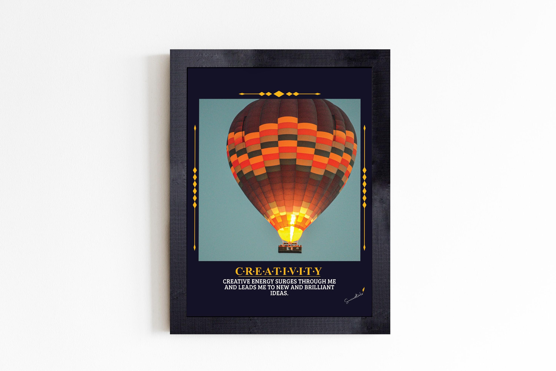 Creativity Baloon