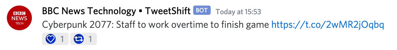 Auto-posting example