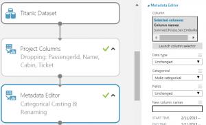 Dedfine Categorical Variables 2 Image Metadata editor