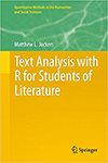 text analytics with R for students of liturature book