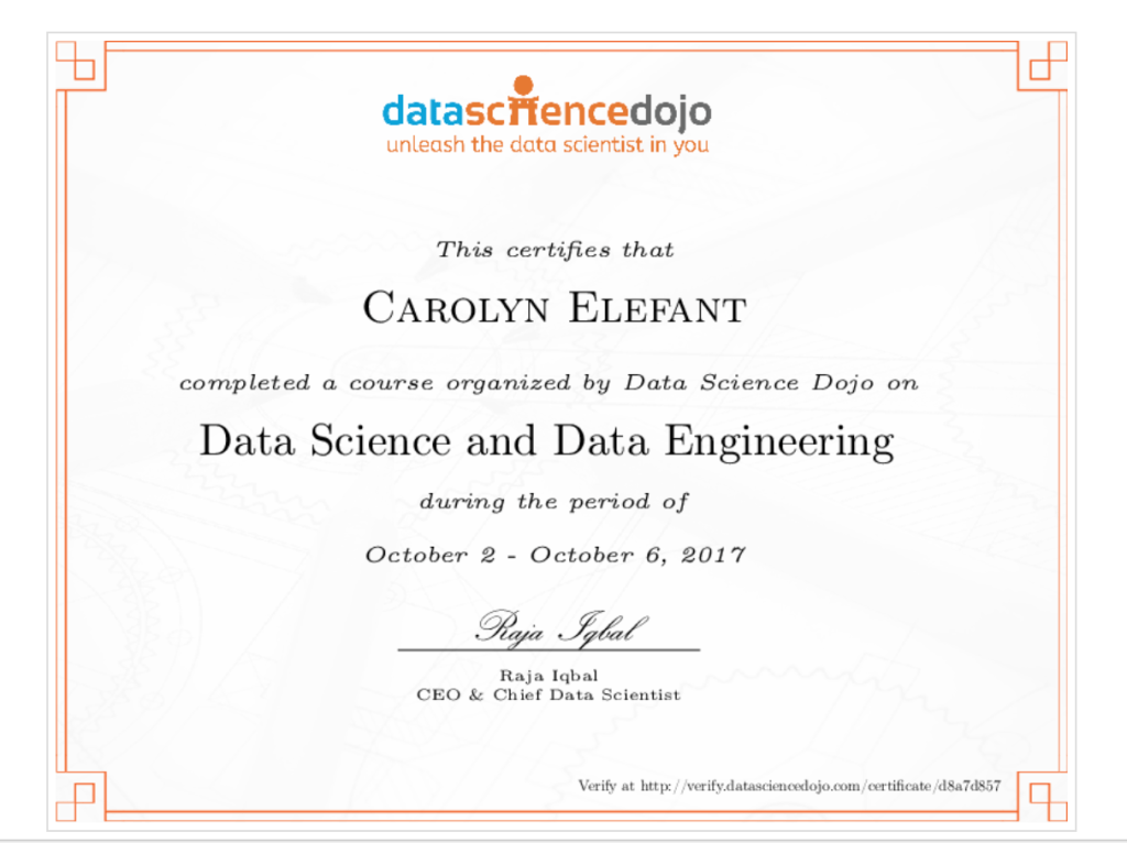 data science and law