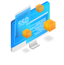 SSD 網頁寄存