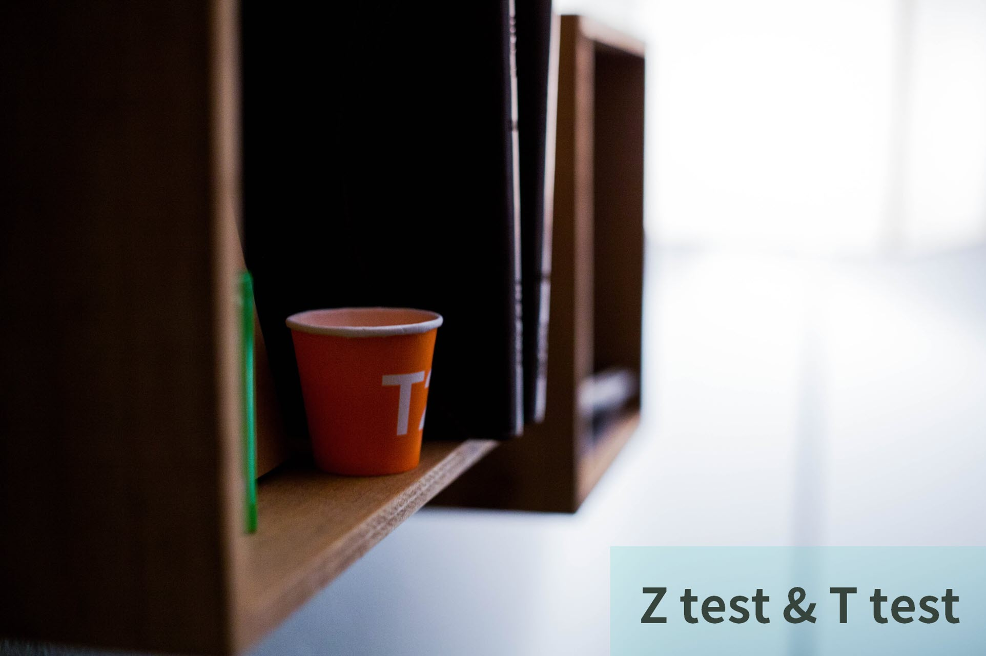 Hypothesis Testing - Z Test and T Test