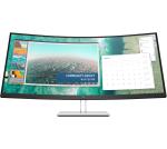 "HP E344c computer monitor 86,4 cm (34"") 3440 x 1440 Pixels WQHD Gebogen Zilver"