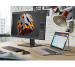 "HP EliteDisplay S270n LED display 68,6 cm (27"") 4K Ultra HD Flat Zwart, Zilver"