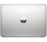 "HP ProBook x360 440 G1 Zilver Hybride (2-in-1) 35,6 cm (14"") 1920 x 1080 Pixels Touchscreen Intel® 8ste generatie Core™ i5 8 GB DDR4-SDRAM 256 GB SSD Windows 10 Pro"