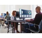 """HP EliteDisplay E324q computer monitor 80 cm (31.5"""") 2560 x 1440 Pixels Quad HD Flat Zilver"""