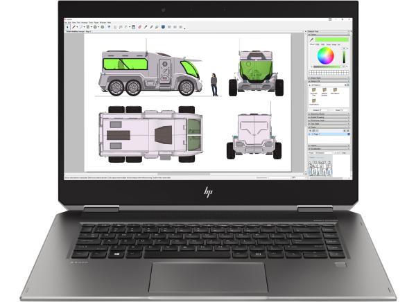 HP ZBook x360 Studio G5